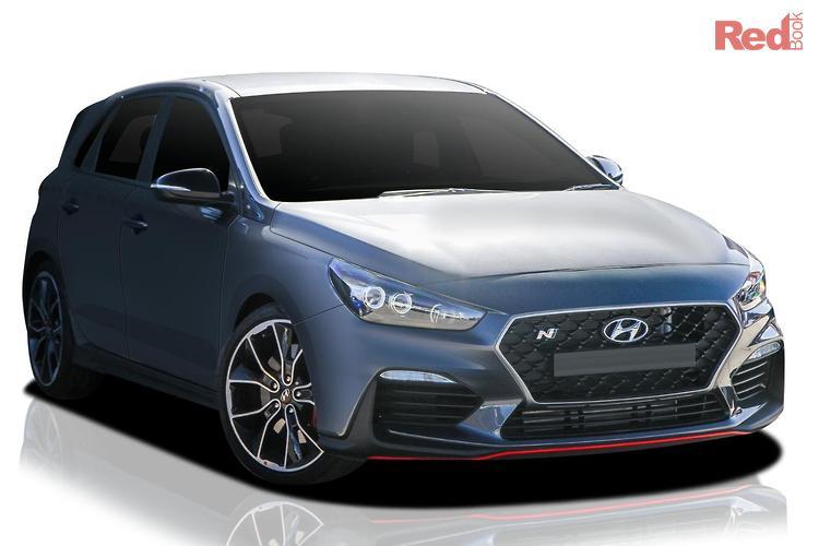 2018 Hyundai I30 N Performance PDE MY18