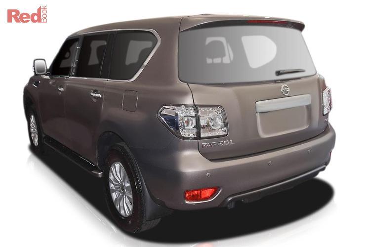 2019 Nissan Patrol TI-L Y62 Series 4