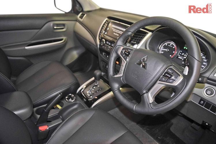 2018 Mitsubishi Triton Exceed MQ MY18