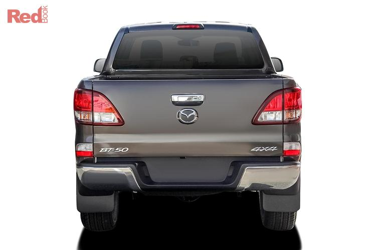 2020 Mazda BT-50 XTR UR