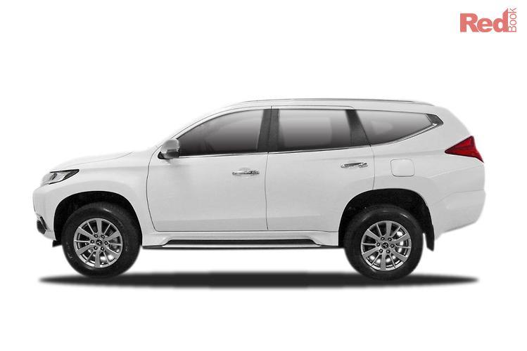 2018 Mitsubishi Pajero Sport GLX (4X4) 5 Seat MY18