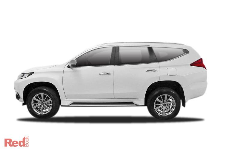 2018 Mitsubishi Pajero Sport GLX QE MY18