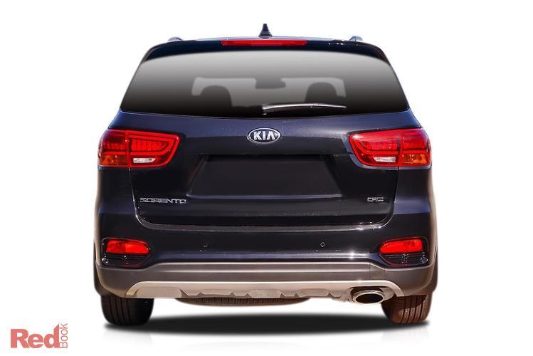 2018 KIA Sorento SLI UM MY18 4X4 On Demand