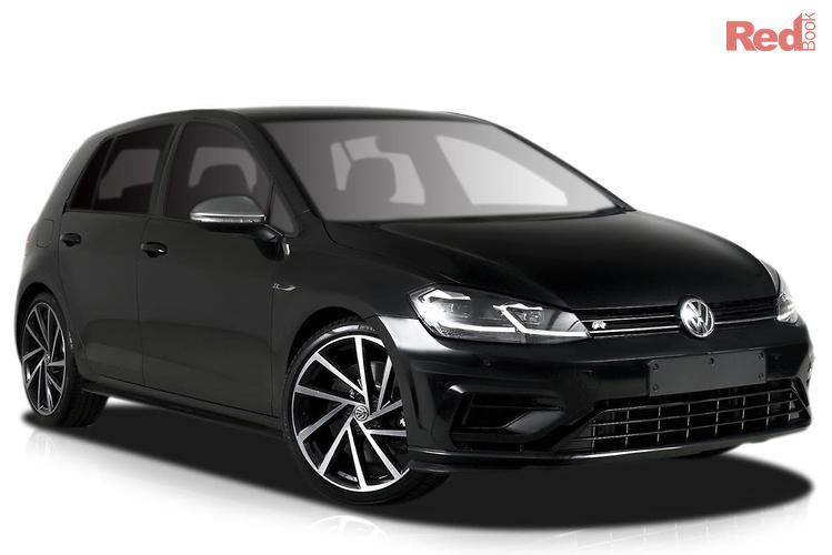 2018 Volkswagen Golf R 7.5 MY18