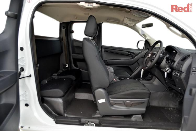 2018 Isuzu D-MAX SX Space CAB MY18