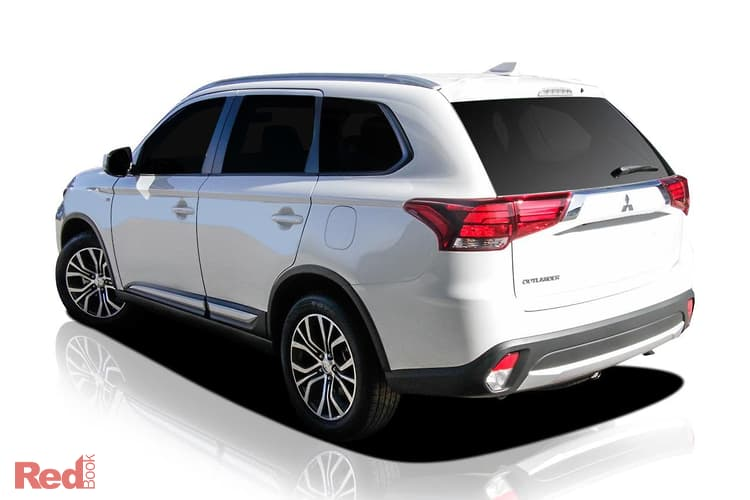 2018 Mitsubishi Outlander ES 7 Seat (2WD) ZL MY18.5