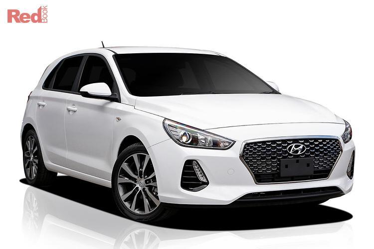 2018 Hyundai I30 Trophy PD2 MY18