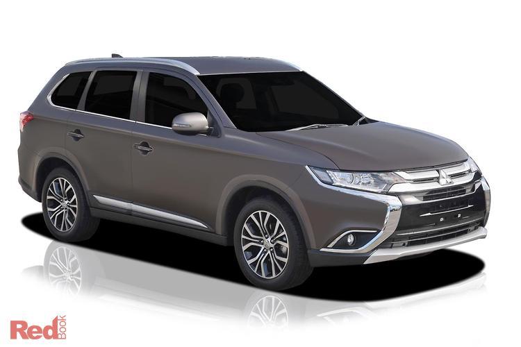 2018 Mitsubishi Outlander LS 7 Seat (2WD) ZL MY18.5