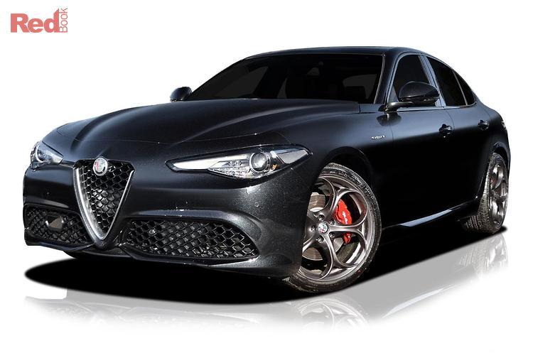 2017 Alfa Romeo Giulia Veloce