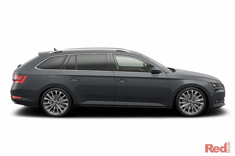 2018 Skoda Superb 206TSI NP MY18.5