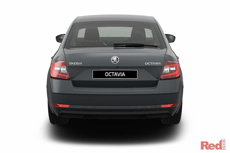 2018 Skoda Octavia 110TSI NE MY18.5