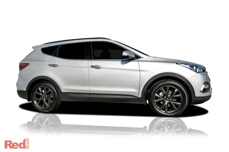 2017 Hyundai Santa FE Active X DM5 Series II MY18