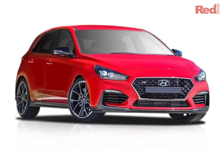 2018 Hyundai I30 N Performance PDE MY18