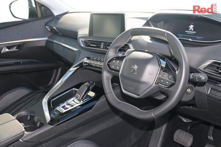2017 Peugeot 5008 Allure (NO Series) MY18