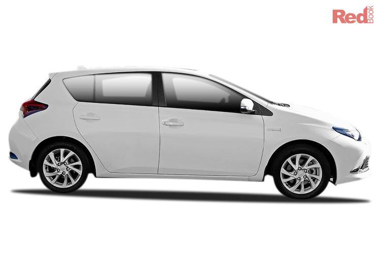 2017 Toyota Corolla Hybrid ZWE186R