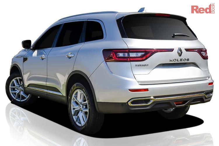 2018 Renault Koleos ZEN HZG