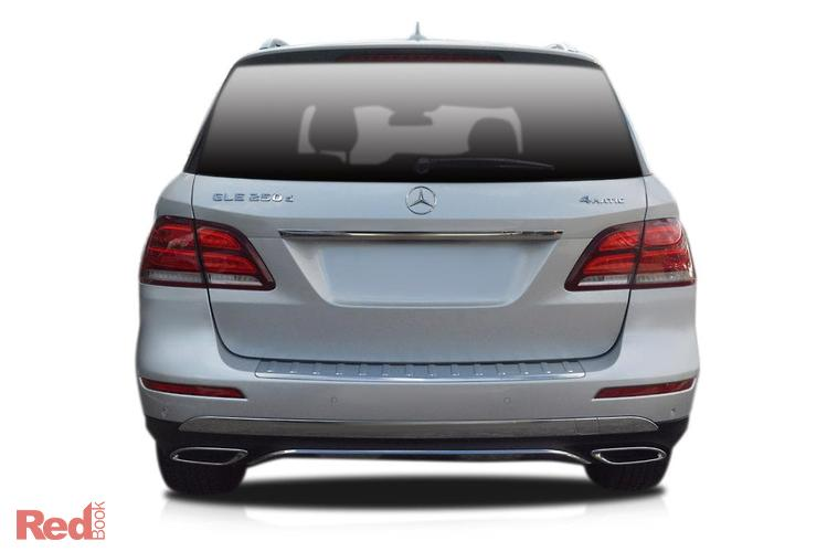 2016 Mercedes-Benz GLE250 D W166