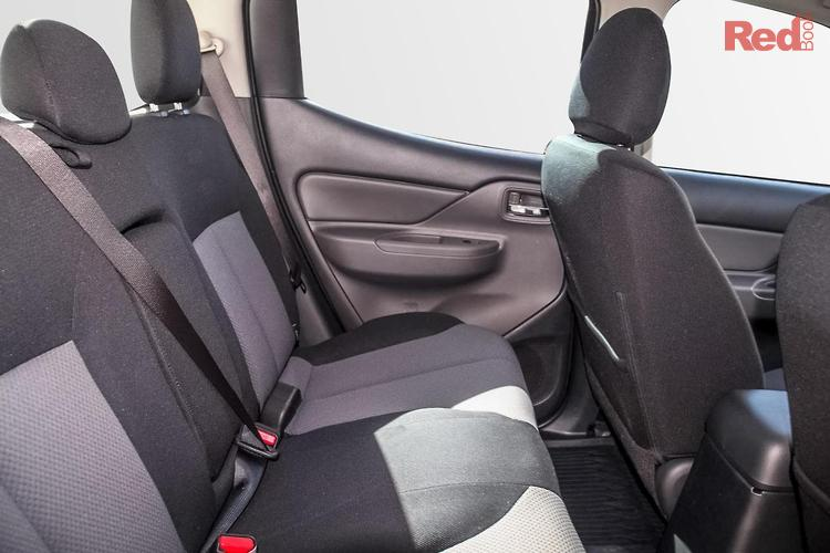 2017 Mitsubishi Triton GLX Plus (4X4) MQ MY18