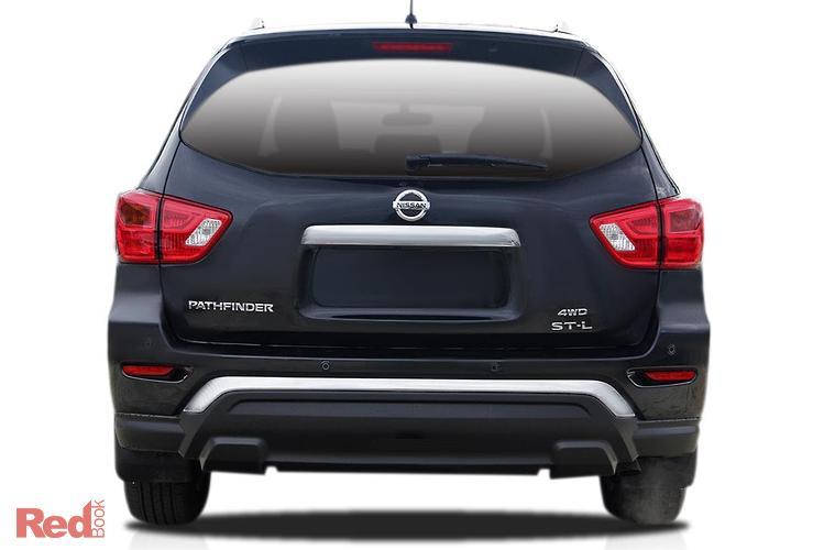 2017 Nissan Pathfinder ST-L R52 Series II MY17
