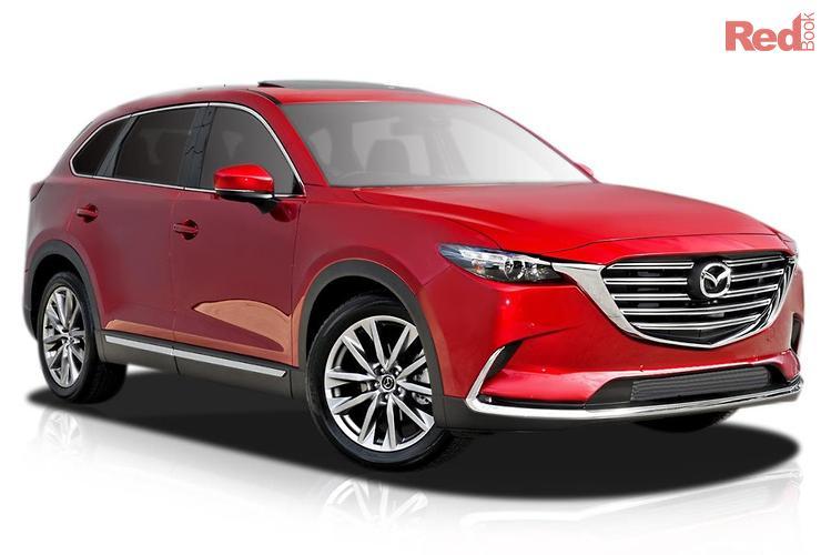 2017 Mazda CX-9 GT TC 4X4 On Demand