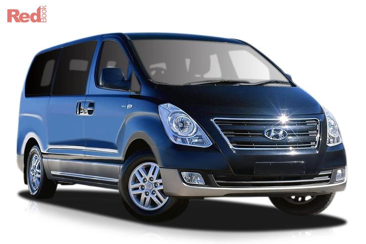 2016 Hyundai Imax  TQ3-W Series II MY17