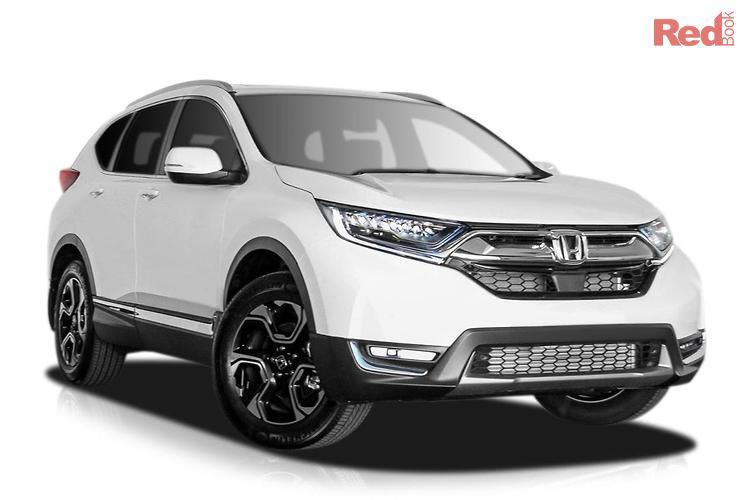 2019 Honda CR-V VTI-LX RW MY19