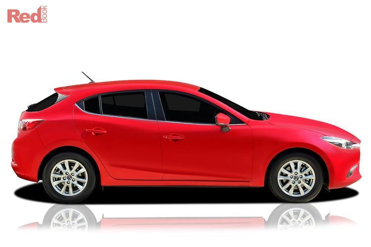 2019 Mazda 3 Touring BN Series
