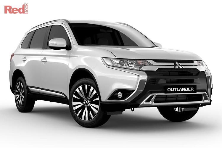 2018 Mitsubishi Outlander LS ZL MY19