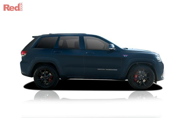 2017 Jeep Grand Cherokee SRT WK MY17
