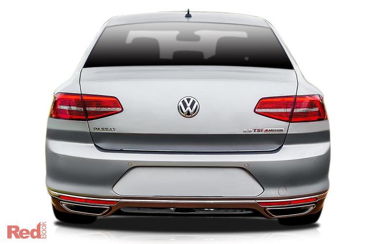 2017 Volkswagen Passat 206TSI R-Line B8 MY18
