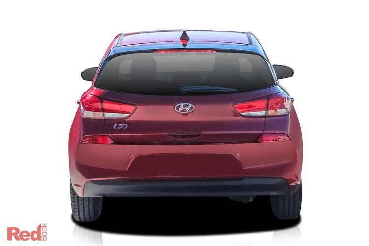 2018 Hyundai I30 Active PD2 MY18