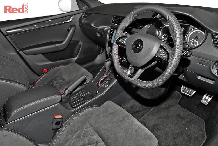 2018 Skoda Octavia RS 169TSI NE MY18.5