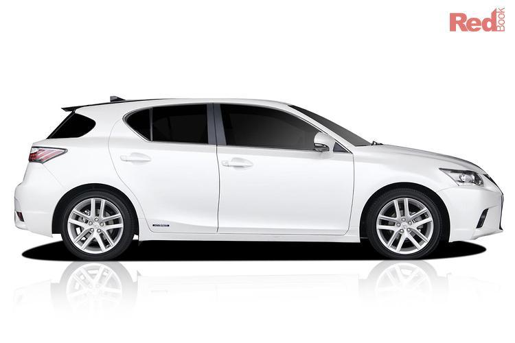 2016 Lexus CT CT200H Limited Edition ZWA10R