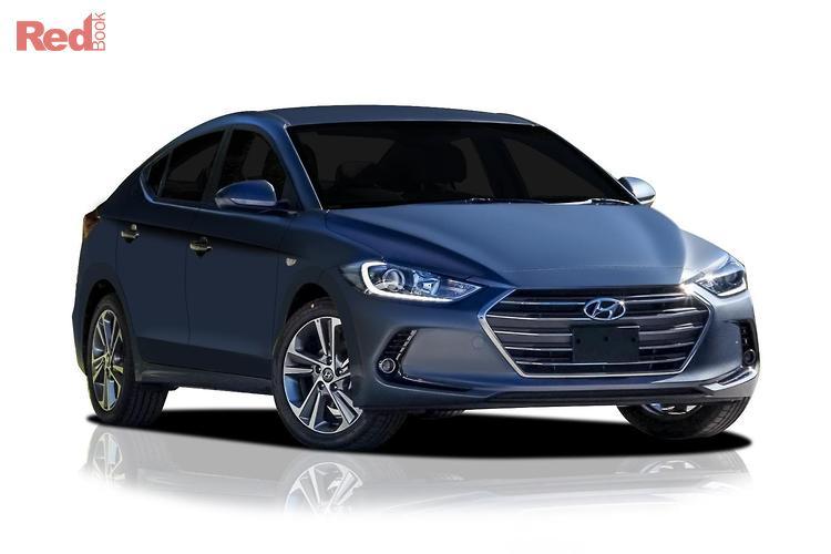 2018 Hyundai Elantra Trophy AD MY18