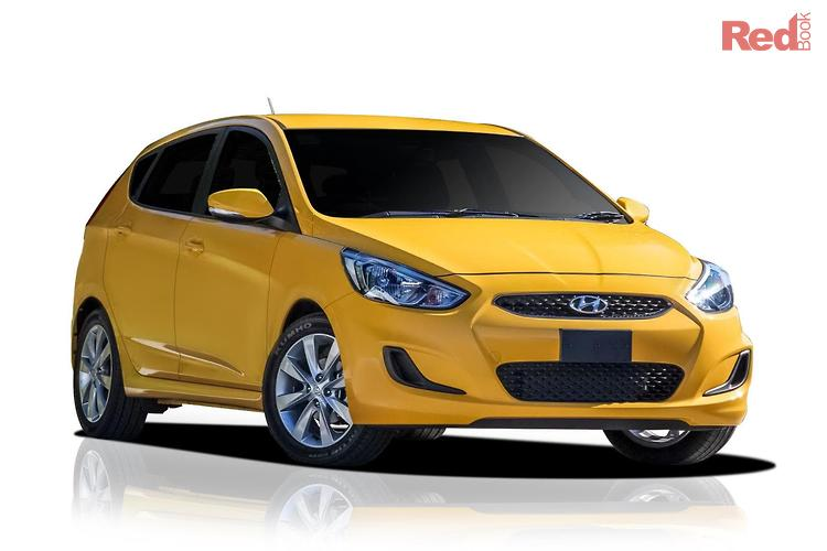 2018 Hyundai Accent Sport RB6 MY18