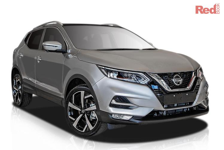 2019 Nissan Qashqai TI J11 Series 2