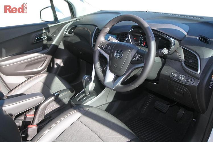 2018 Holden Trax LT TJ MY18