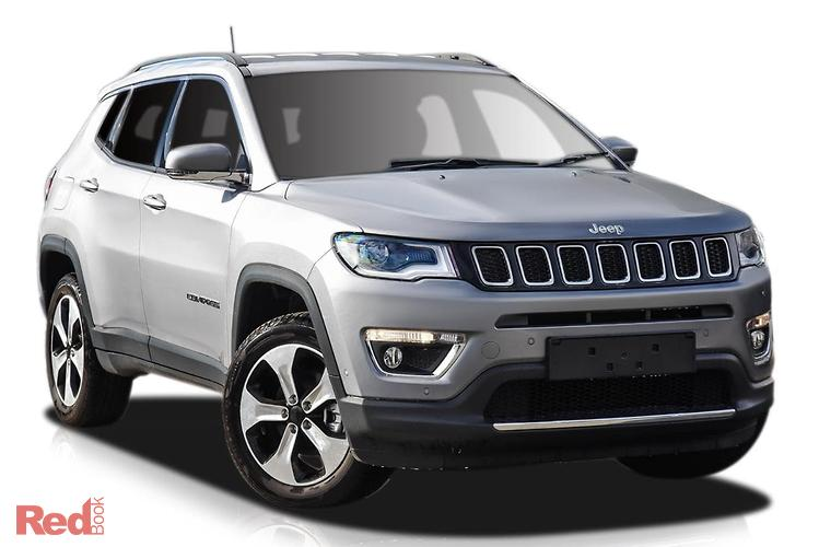 2018 Jeep Compass Limited M6 MY18 4X4 On Demand