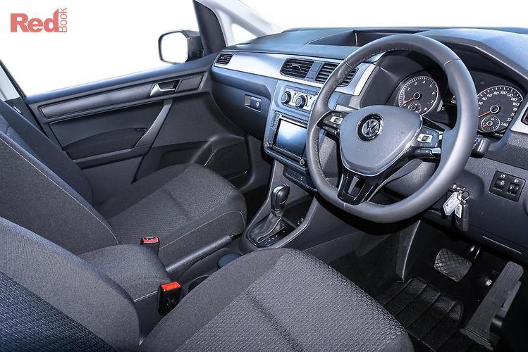 2018 Volkswagen Caddy TSI220 Trendline 2K MY18