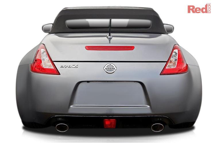 2018 Nissan 370Z  Z34 MY18