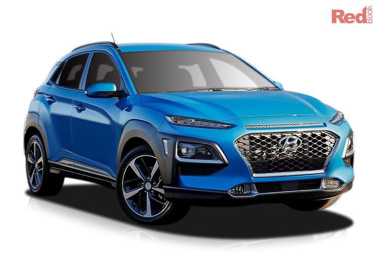 2017 Hyundai Kona Highlander OS MY18