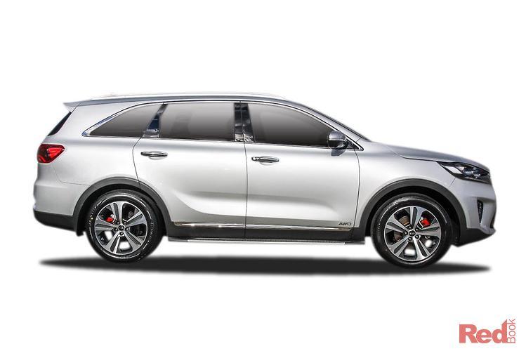 2018 KIA Sorento GT-Line UM MY19
