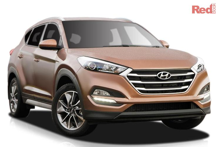 2017 Hyundai Tucson Active X TL MY18