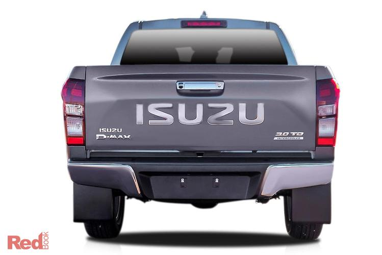 2018 Isuzu D-MAX LS-U Crew CAB MY18