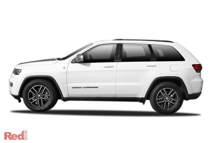 2019 Jeep Grand Cherokee Trailhawk WK MY19 4X4 Dual Range