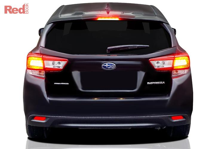 2018 Subaru Impreza 2.0I-S G5 MY18