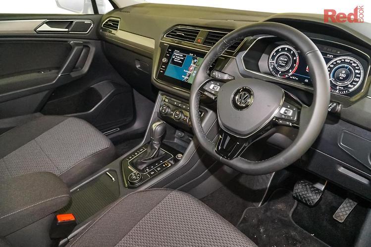 2019 Volkswagen Tiguan 132TSI Comfortline Allspace 5N MY19.5