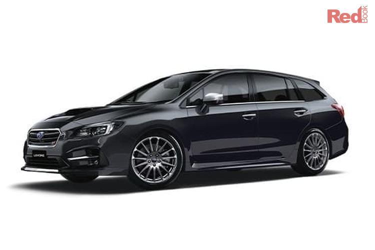 2018 Subaru Levorg 2.0 STI Sport V1 MY19