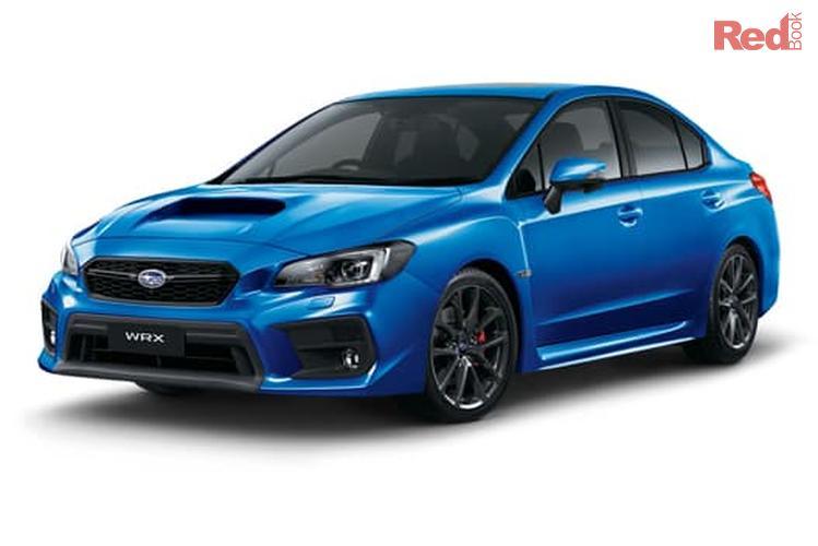 2018 Subaru WRX Premium V1 MY19