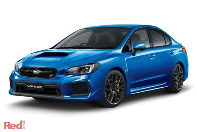 2018 Subaru WRX STI Premium V1 MY19